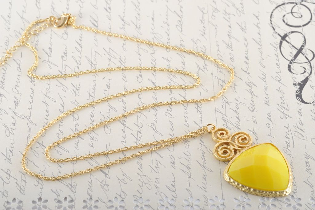 Sunshine Necklace | Celebrate Jewelry