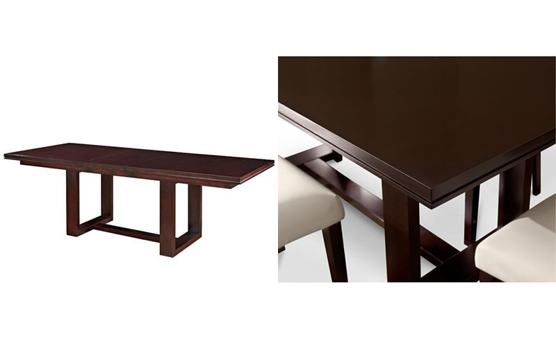 Magnificent Belaire Expandable Dining Table Dining Room Tables Pdpeps Interior Chair Design Pdpepsorg