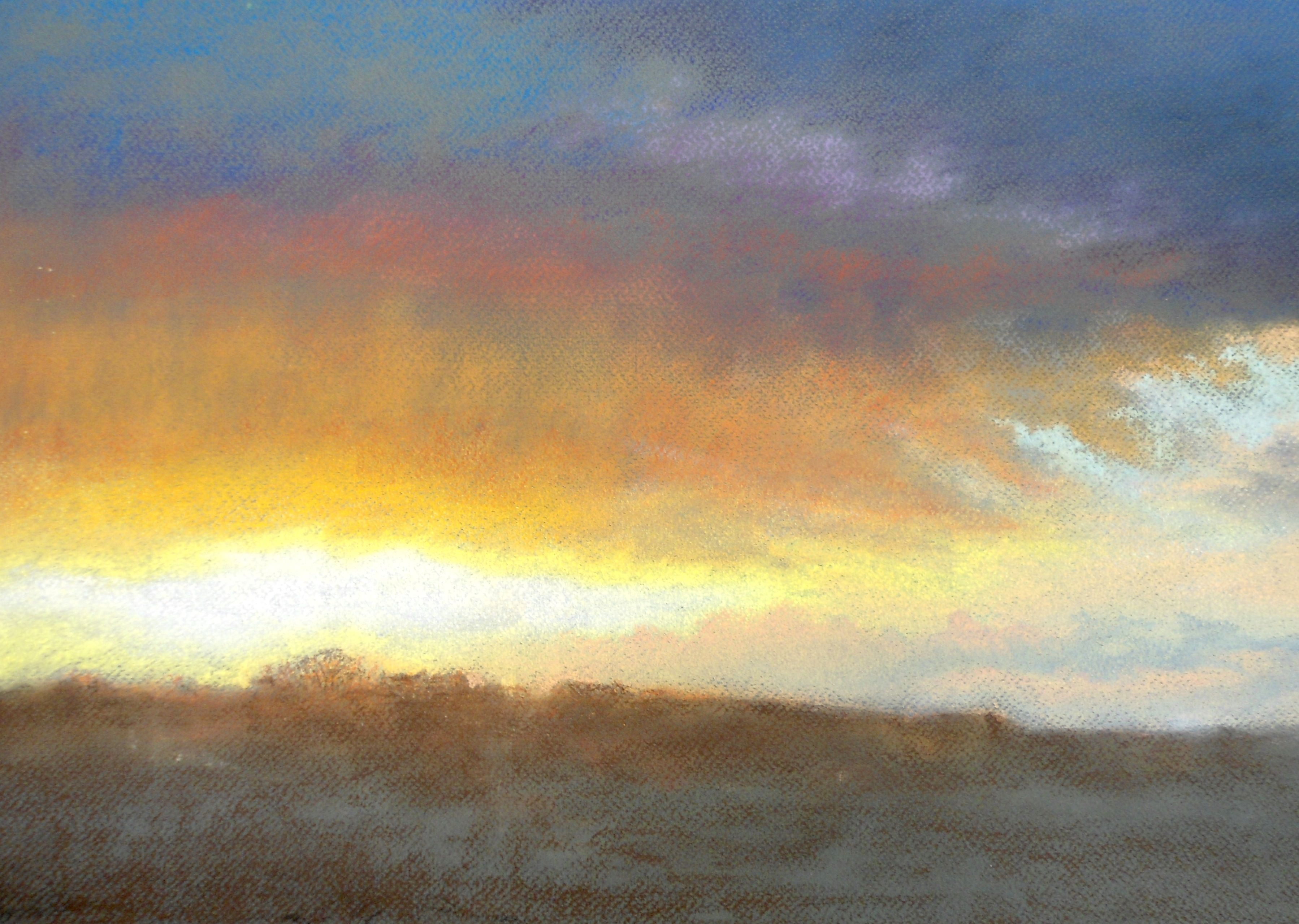 How To Paint Landscapes In Soft Pastel By Mike Howley Video Lessons At Arttutor Com Soft Pastel Art Acrilic Paintings Pastel Art