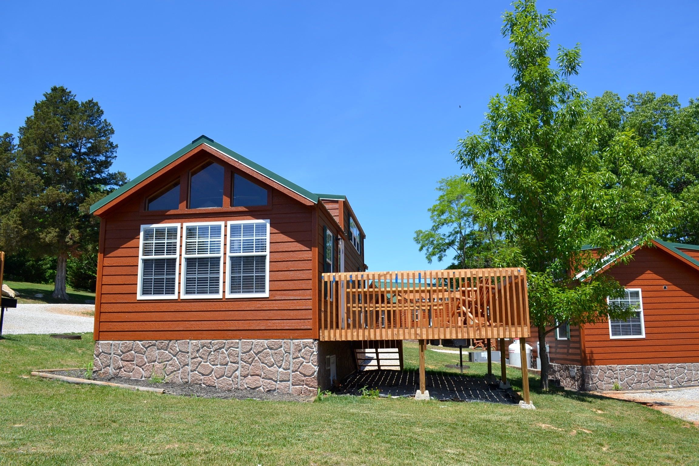 ky information russell reconnect springs modern log world vacations photo of visitor campground family koa on cabins cabin rental site with kentucky the in disconnect cumberland a lake official