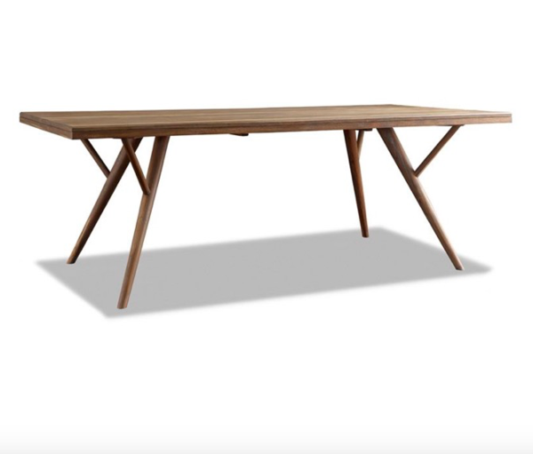 Information Brownstone Furniture Crawford Dining Table Features
