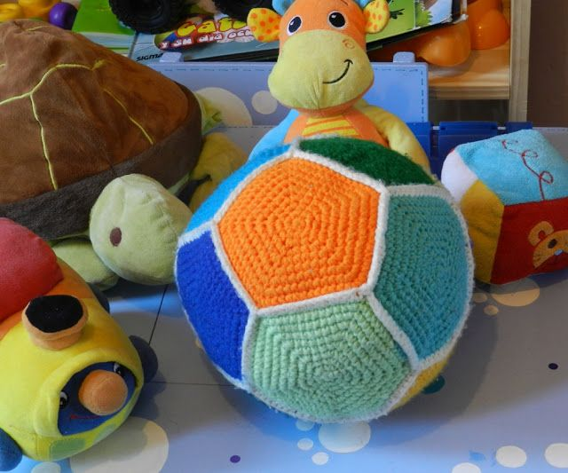 daxa rabalea: Pelota dodecaedro + patrón
