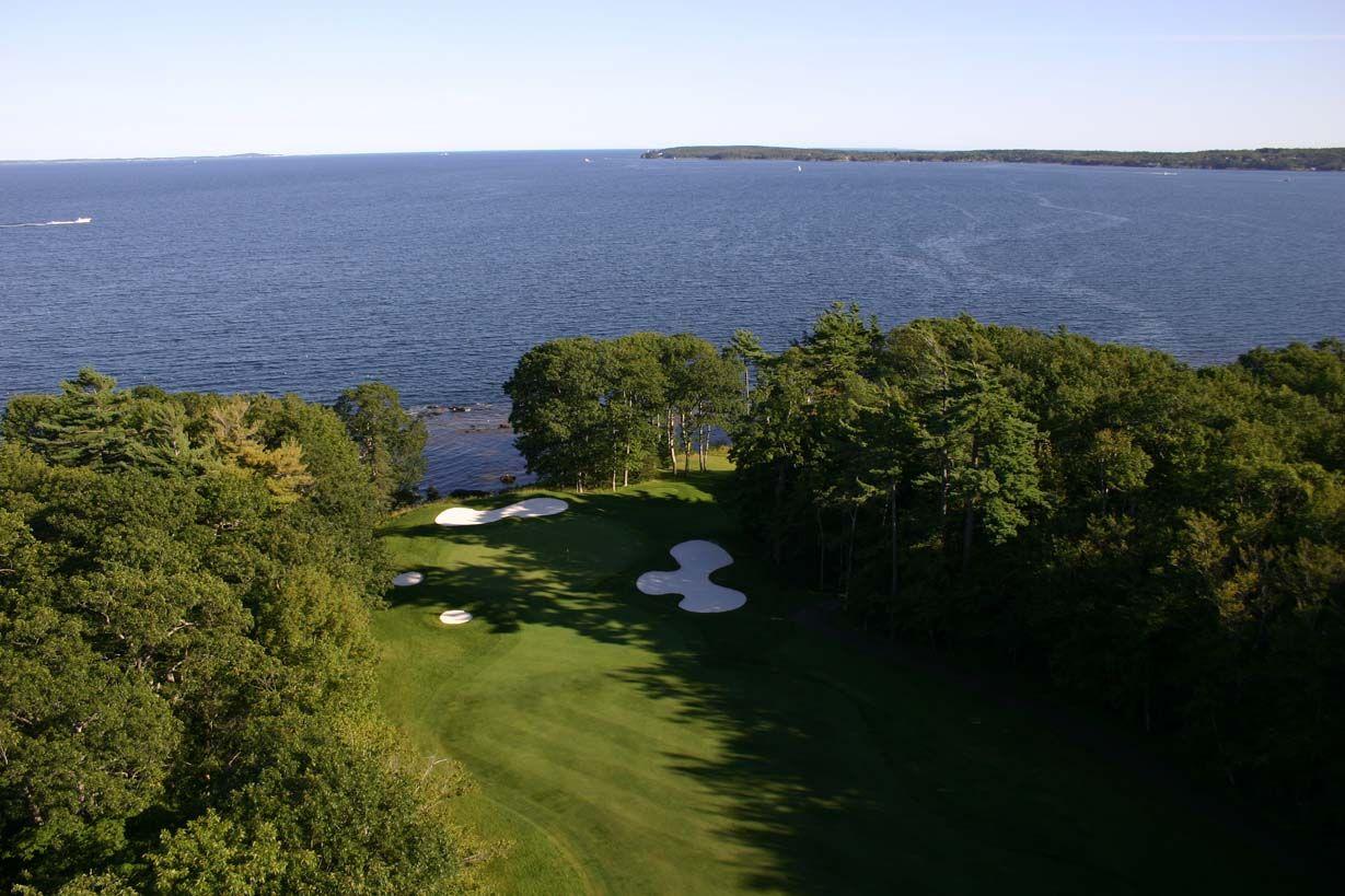 Samoset Resort Golfing
