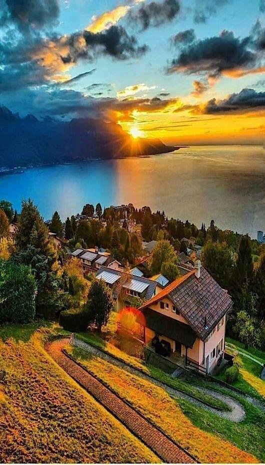 Great View Beautiful Landscapes Beautiful Nature Nature
