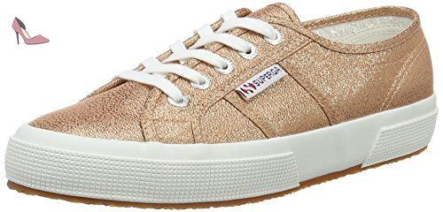 Superga 2790 Lamew, Sneakers Basses Mixte AdulteArgenté, 40 EU