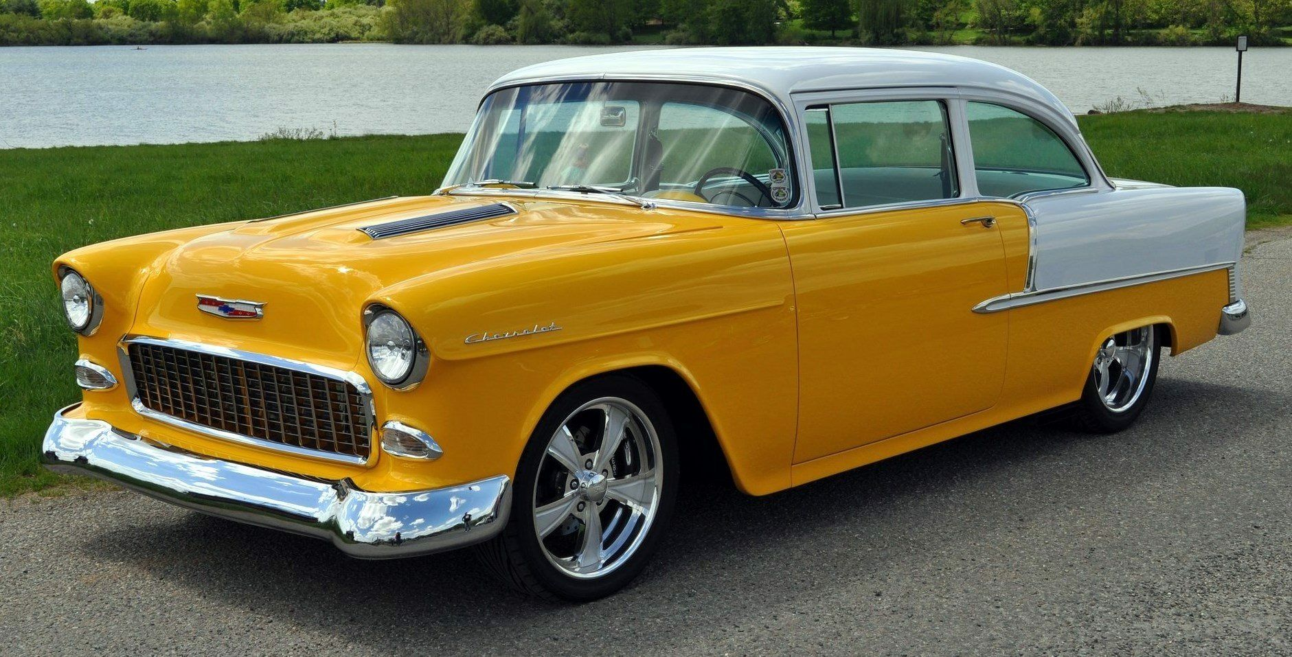 55 Chevy 1955 Chevy Chevy 55 Chevy