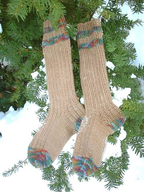 Hand Knit Newfoundland Fishing Socks also good for Hunting and ...