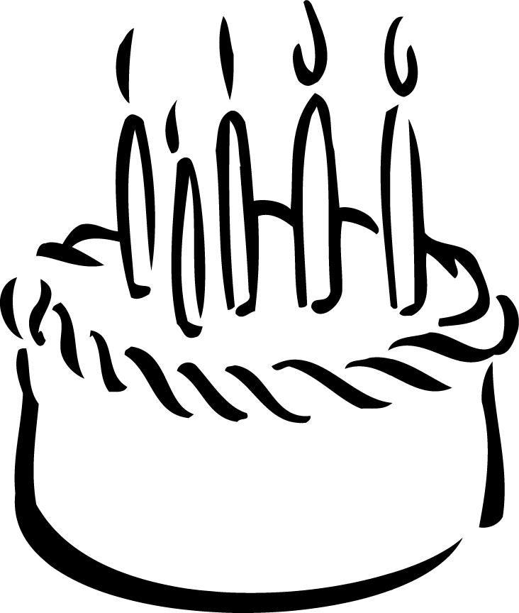 Birthday Cake Outline Printable For Kidz 254x300 cakepins