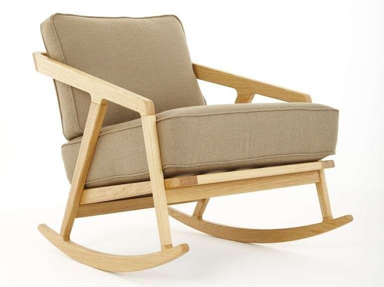 1.5 tende in stile etnico. Sedie A Dondolo Da Ikea A Maison Du Monde Le Proposte Per Il 2015 Upholstered Rocking Chairs Rocking Chair Rocking Armchair