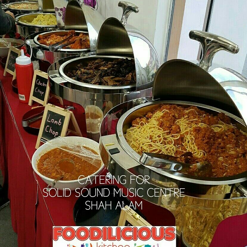 Catering For Launching Solid Sound Music Centre Shah Alam Foodiliciouskitchen Buffet Launching Musiccentre Whatsapp 012 7166300 Menu 150 Pax