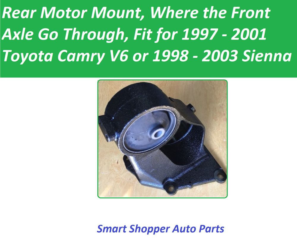 Details about Rear Motor Mount Fit for 1997 1998 1999
