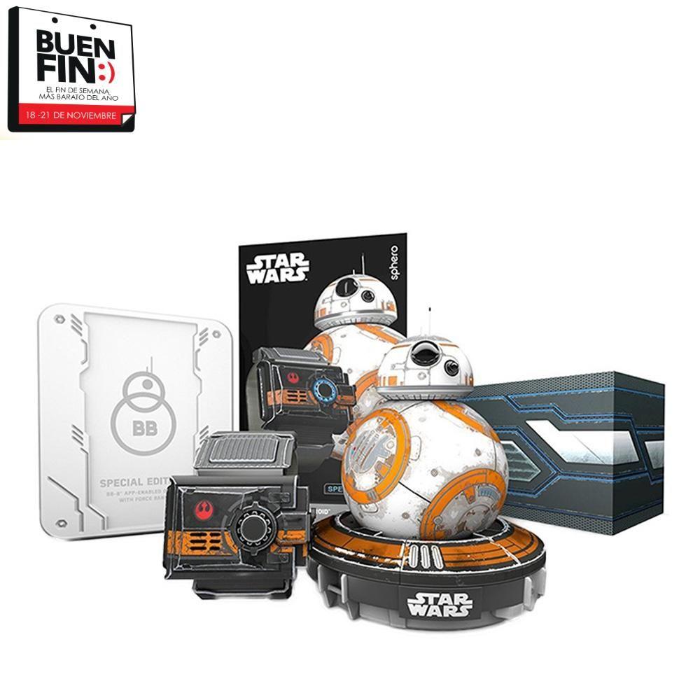 Dron BB-8 Sphero Special Edition al mejor precio | Walmart Tienda en Línea #WalmartEcommerce #WalmartBuenFin