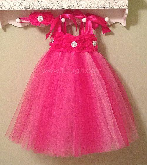 Hot pink flower girl dress bright pink tutu dress baby by tutugirl hot pink flower girl dress bright pink tutu dress baby by tutugirl 8999 mightylinksfo Gallery
