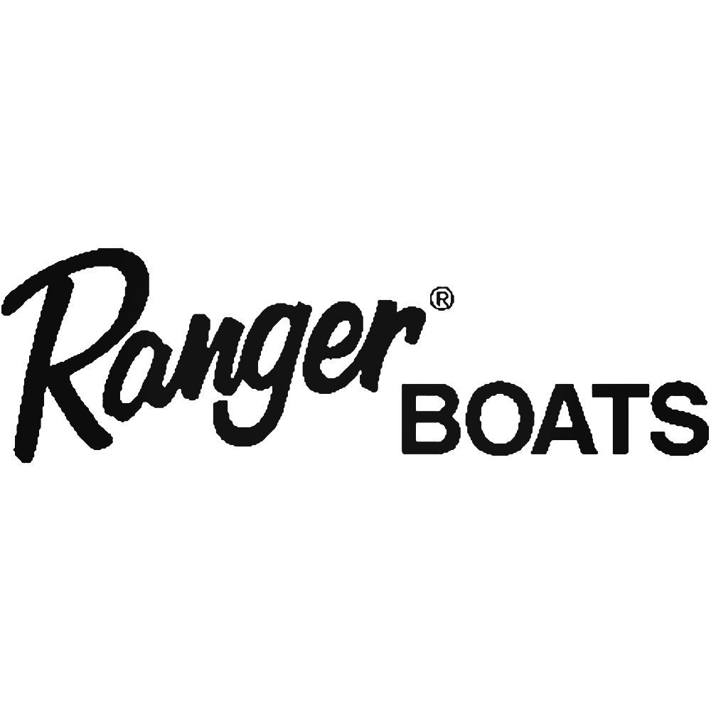 Sponsored Ebay Ranger Boats Chrome Decal Stickers Fishing Sports