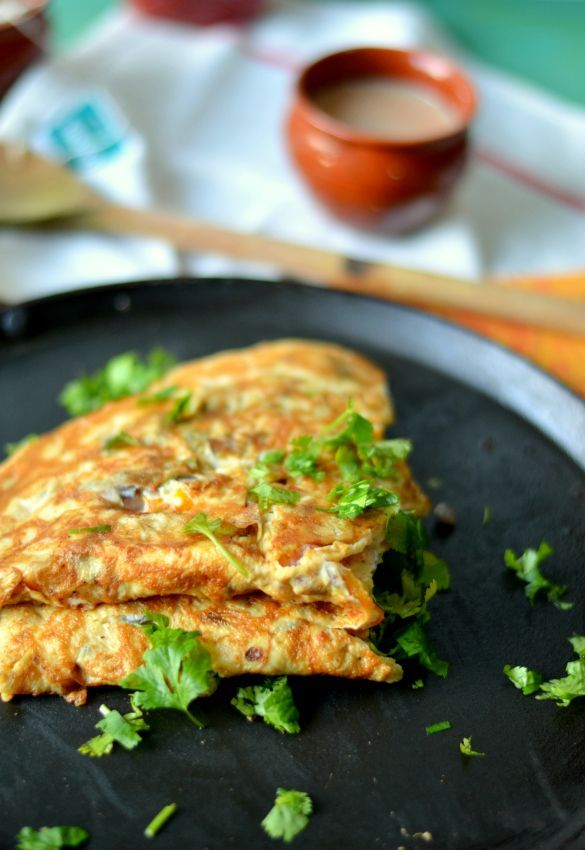 Indian masala omelette breakfast dishes omelette and indian style indian masala omelette healthy indian recipesindian foodsrecipes forumfinder Gallery