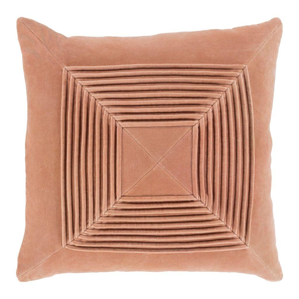 Decor 140 Iris Throw Pillow Pink 18x18 Throw Pillows Pillows