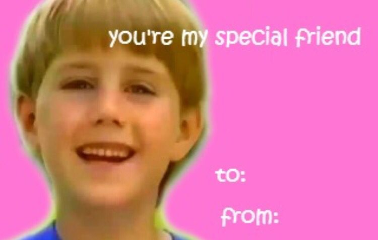 Special Friend Funny Valentines Cards For Friends Funny Valentines Cards Meme Valentines Cards