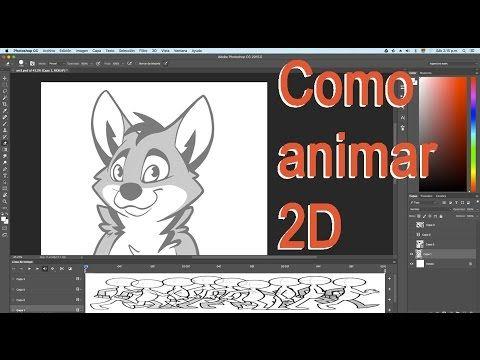 Como Hacer Una Animacion 2d Photoshop Youtube Animacion 2d Animacion Animacion Digital
