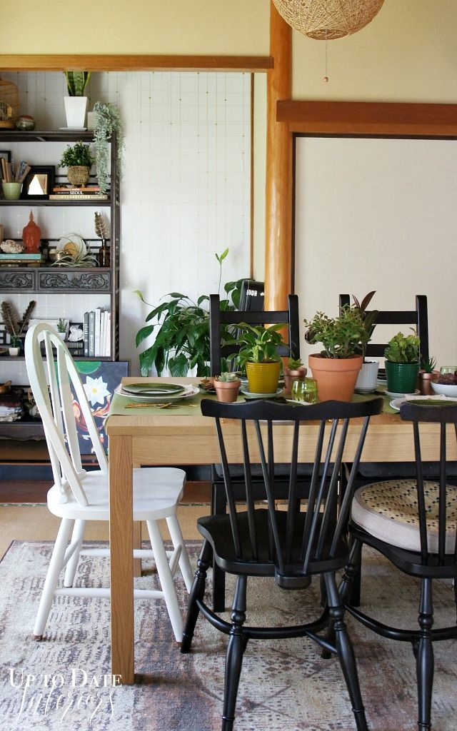 Wicked Inspired Table  Wicked Room And Funky Junk Adorable Funky Dining Room Ideas Inspiration