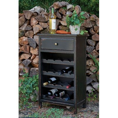 ParkDesignsSplitP 16 Bottle Freestanding Wine Cabinet  sc 1 st  Pinterest & ParkDesignsSplitP 16 Bottle Freestanding Wine Cabinet | Products ...