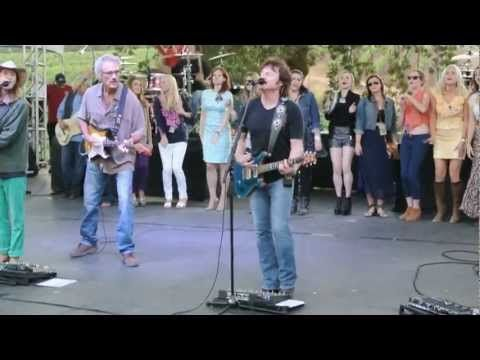 The Doobie Brothers - Need A Little Taste Of Love - YouTube | The doobie  brothers, Concert, Music