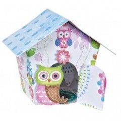 gabarit boite voliere cage oiseau originale pour cadeau decoupage et pliage boite cadeau facile. Black Bedroom Furniture Sets. Home Design Ideas