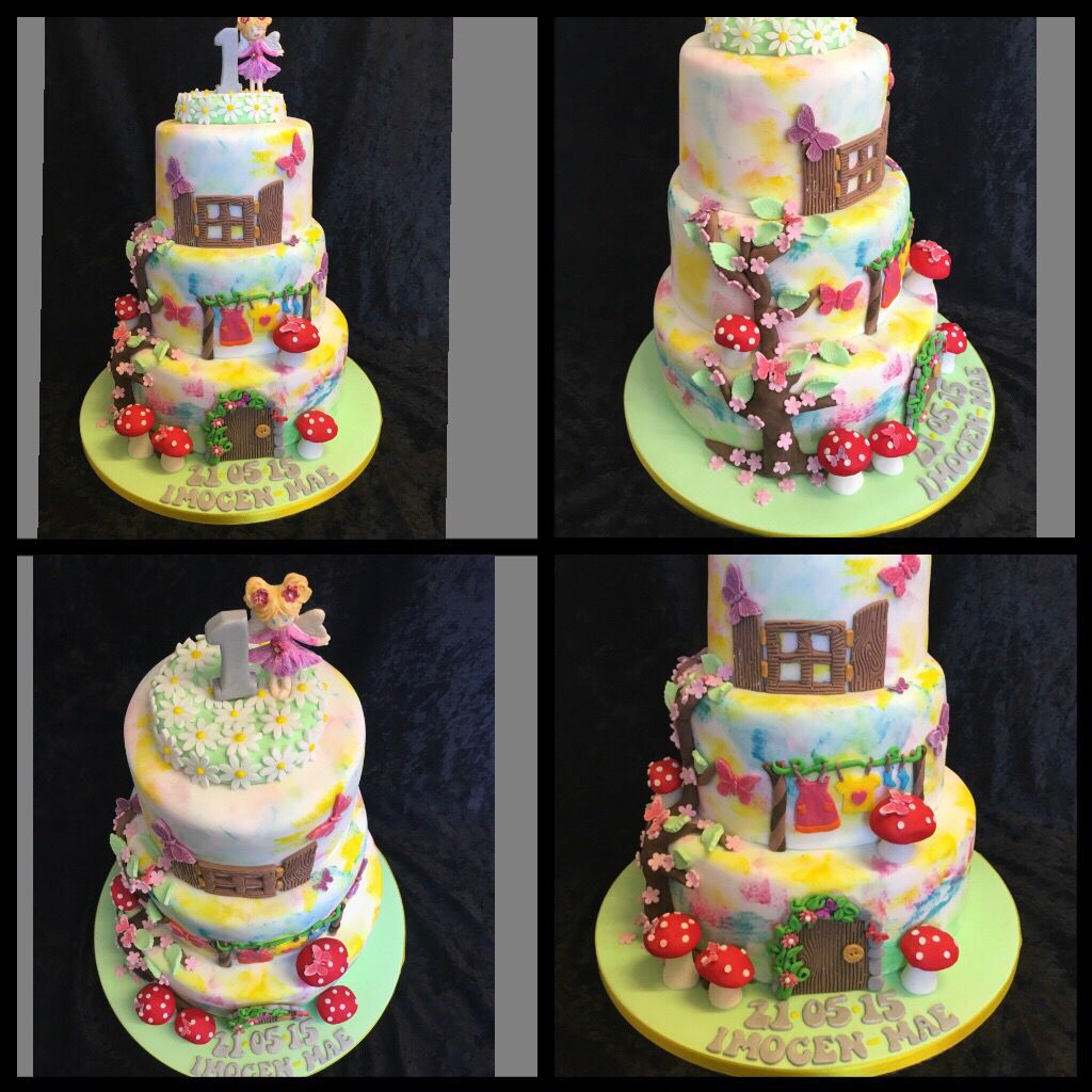 Tolle Torten, Schöne Kuchen, Fondant, Kuchen Ideen, Melting
