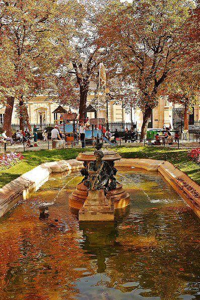 square Emile-Chautemps - Paris 3ème
