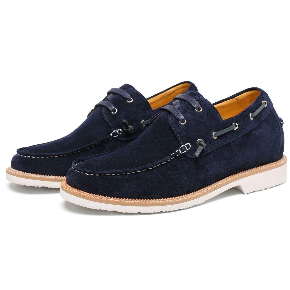 $129 Elevator Shoes Men Increasing Height Shoes  Make Men Taller Brown Wedding Shoes
