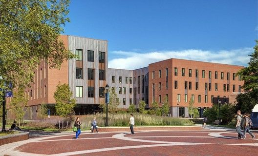 Gallery of University of Connecticut Social Sciences and Classroom Buildings / Leers Weinzapfel Associates – 2