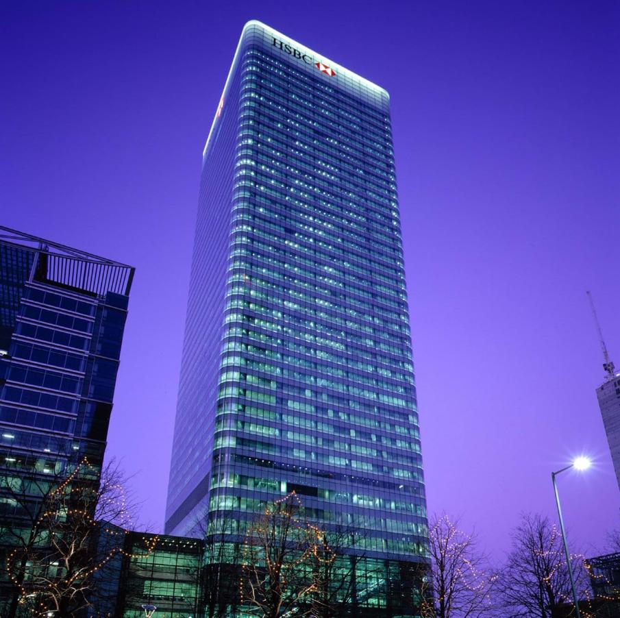 HSBC UK Headquarters in London  Foster+Partners