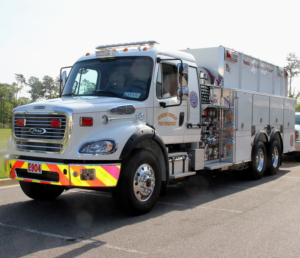 New engine 904 of the awendaw mcclellanville consolidated for South carolina department of motor vehicles charleston sc
