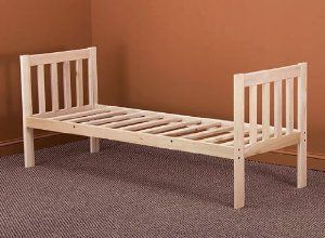 mission daybed frame solid hardwood twin world of futons