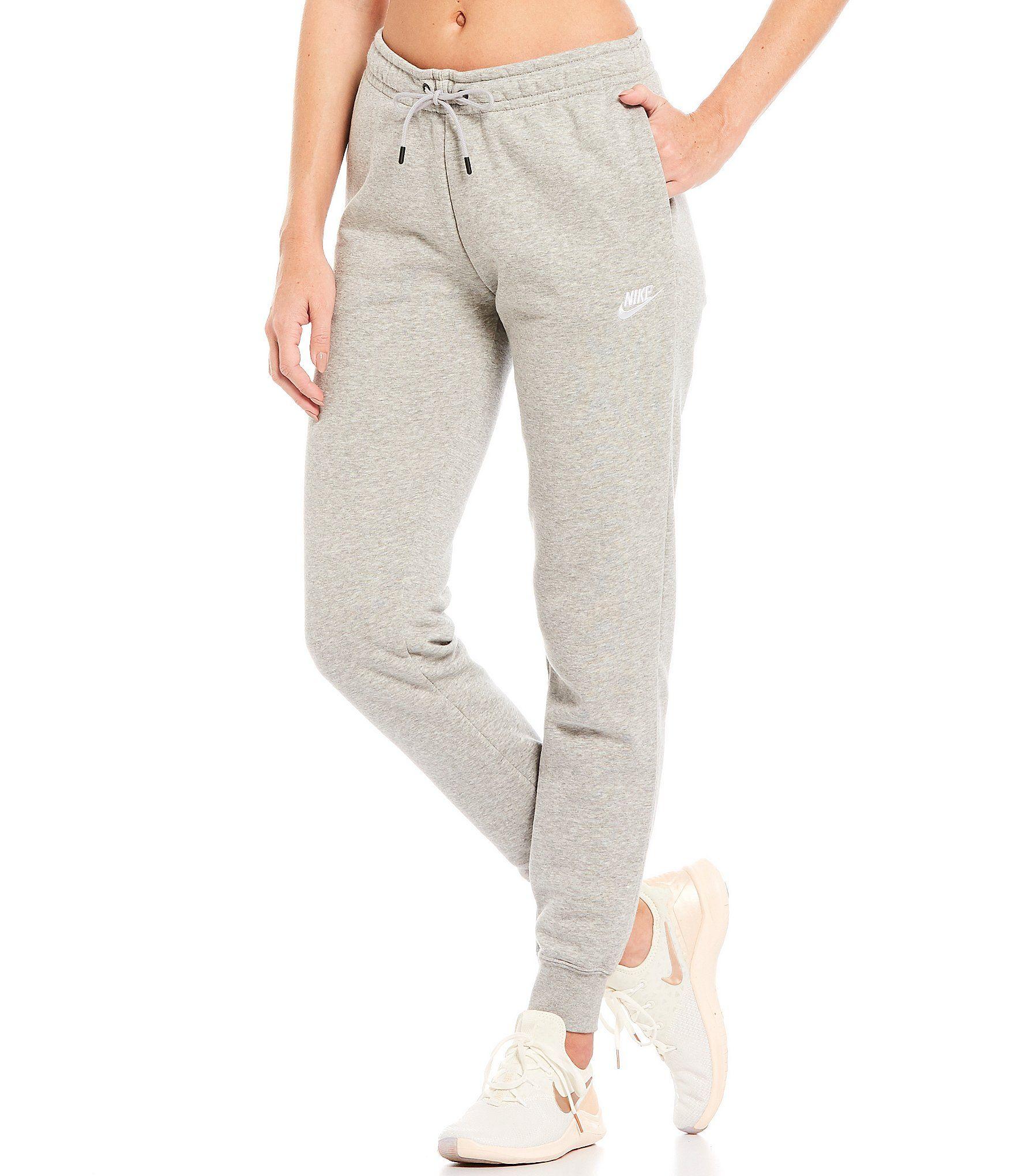 Nike Essential Fleece Lined Jogger Pants Dillard S In 2020 Jogging Pants Women Nike Women Sweatpants Nike Jogger Sweatpants