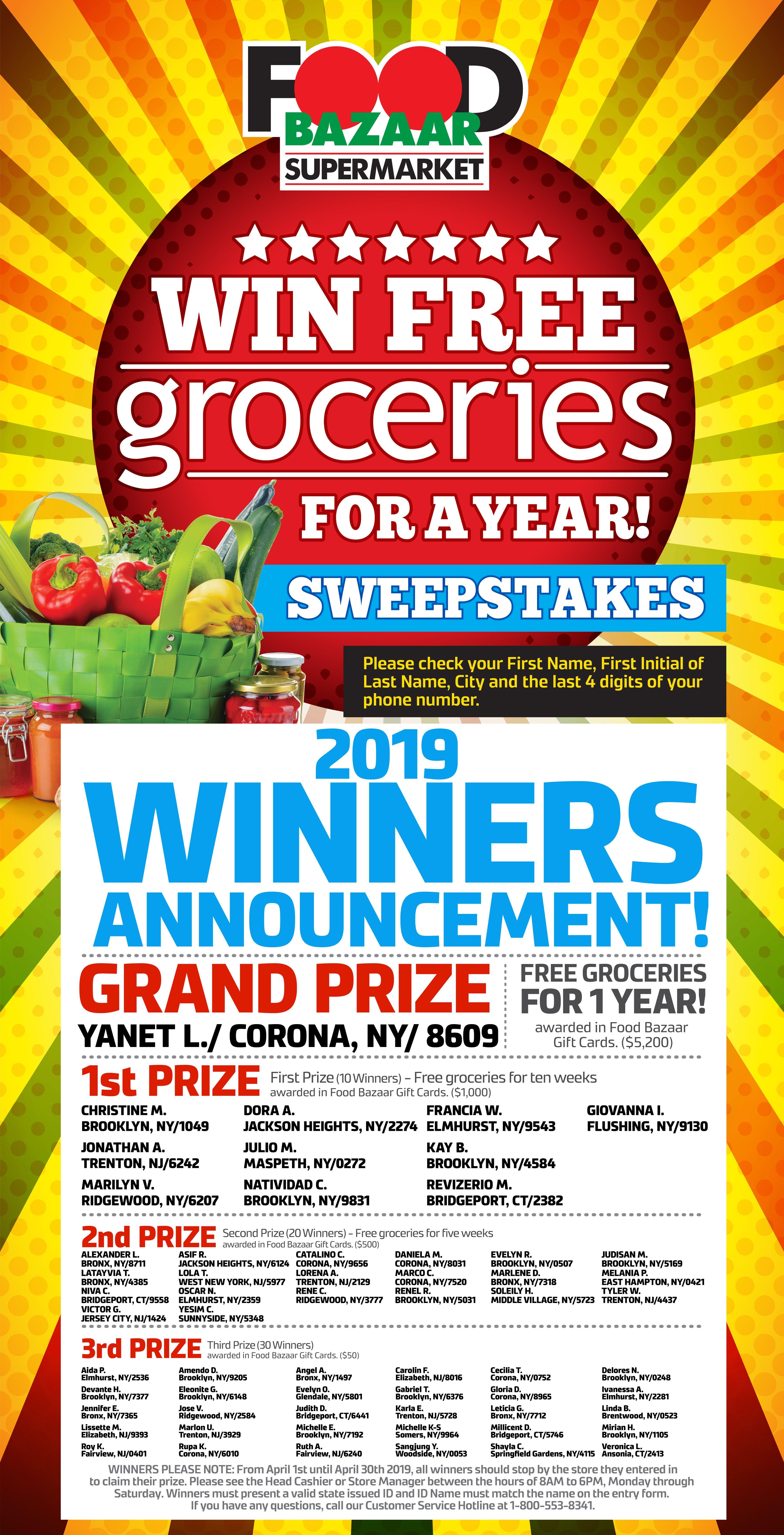 food bazaar circular next week