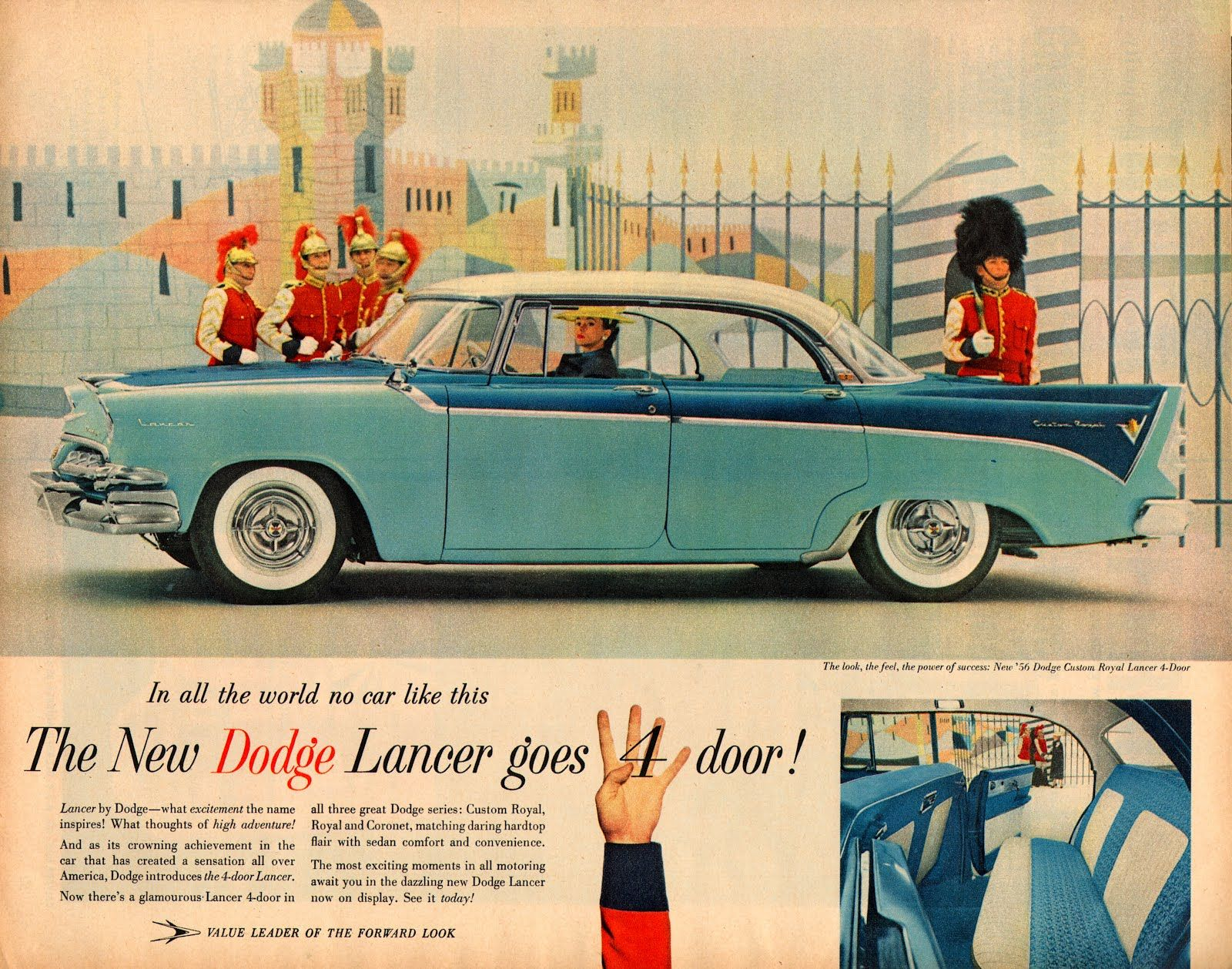vintage everyday: Vintage Automobile Ads   Amazing Classics ...