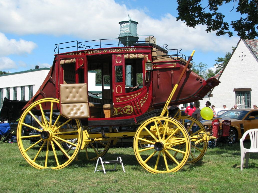 Carriage 1 by ItsAllStock on DeviantArt