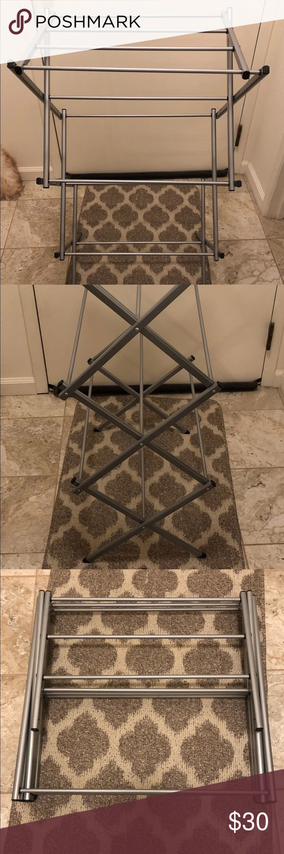 Bed Bath And Beyond Collapsible Drying Rack Convenient And