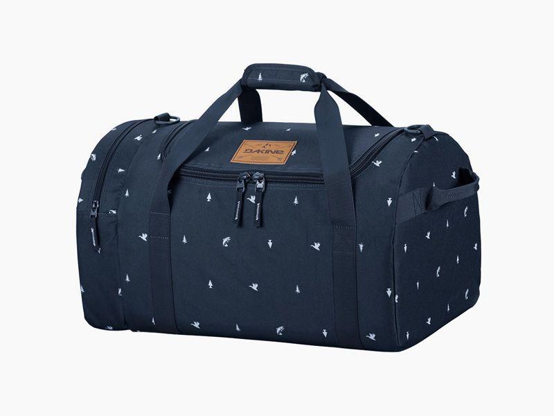 8142cc978f5 Batohy a tašky Dakine – TOP výběr z auktuální kolekce. Dakine EQ Bag – blue  travel handbag   Dakine Park EQ Bag – modrá cestovní taška  dakine  blue ...