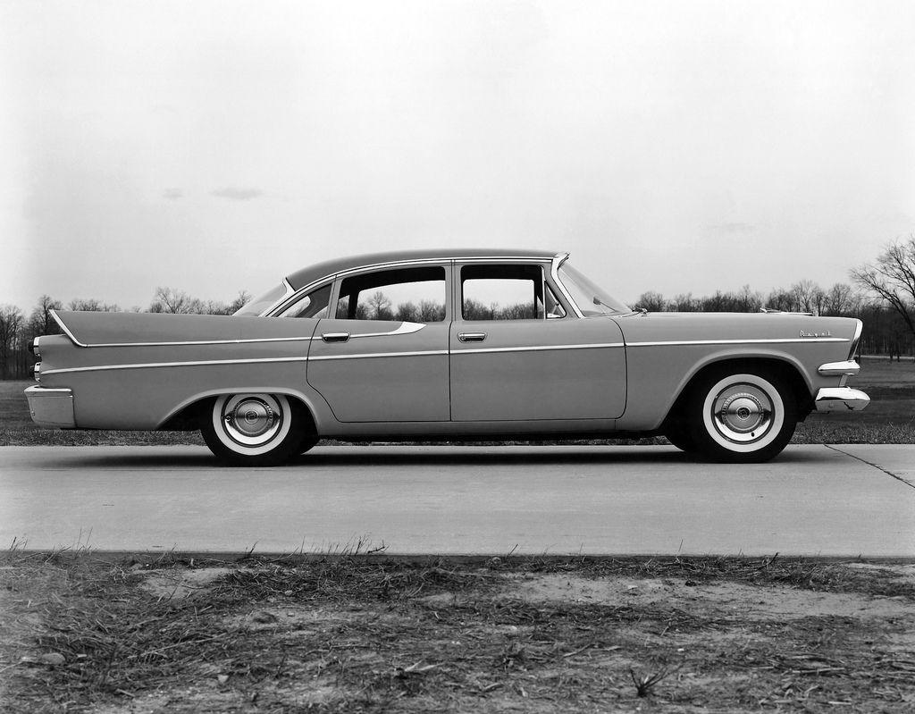 1957 Dodge Royal 4 Door Sedan | Sedans and Cars  1957 Dodge Roya...