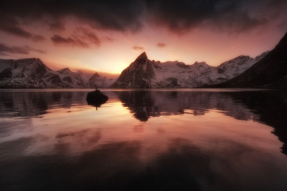 Photo REINE REFLECTIONS by ~~~johnny~~~  on 500px