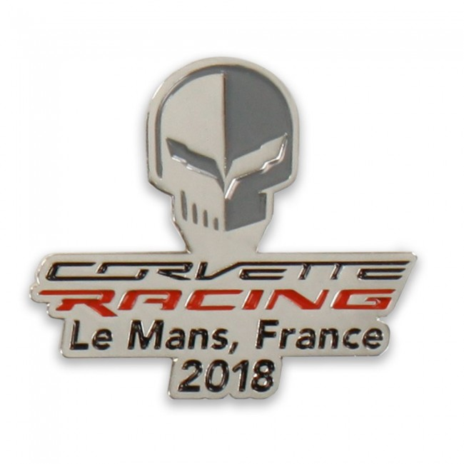 """This Official """"Jake"""" Le Mans, France 2018 Lapel Pin Is"""