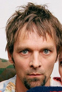 Mark Heap big train