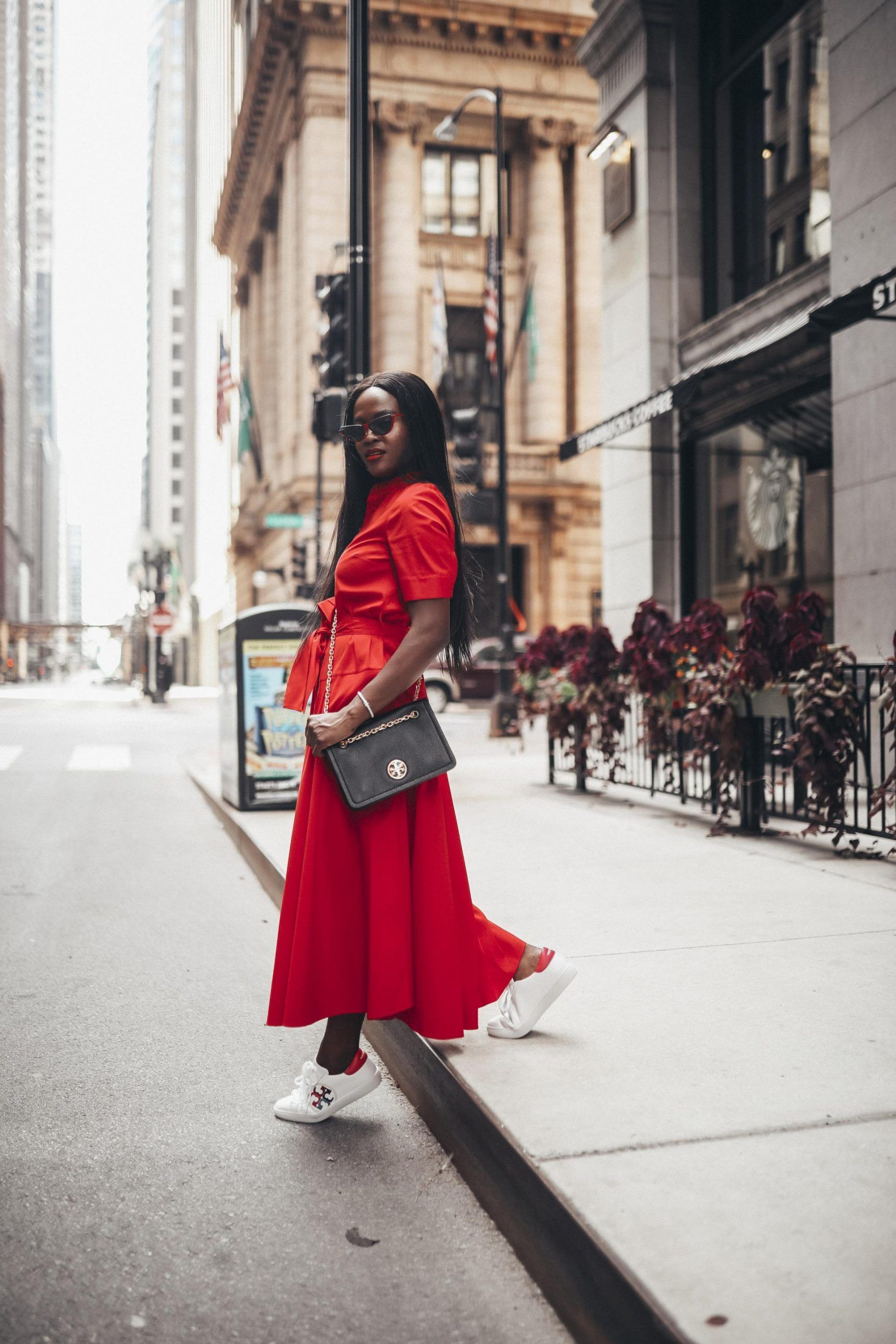 My Top Picks From The Nordstrom Anniversary Sale Cranberry Tantrums Red Shirt Dress Nordstrom Anniversary Sale Style [ 2560 x 1707 Pixel ]