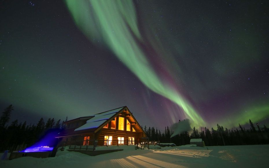Northern Lights Map Great Article Describing When And Where To See The
