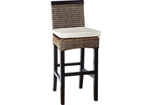 Wondrous Abaco Rattan Counter Height Stool Products Counter Evergreenethics Interior Chair Design Evergreenethicsorg