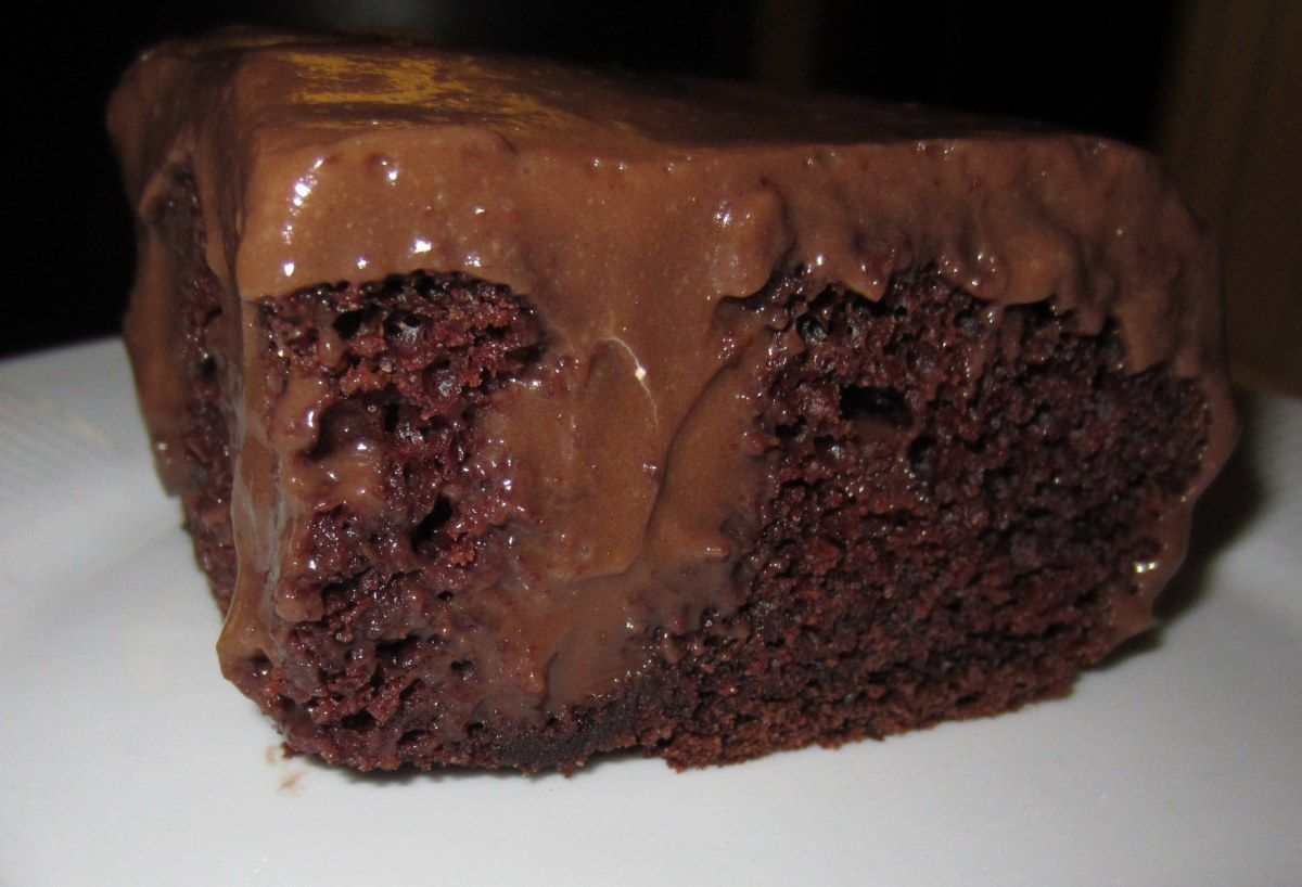 Coffee And Chocolate Cake Bbc