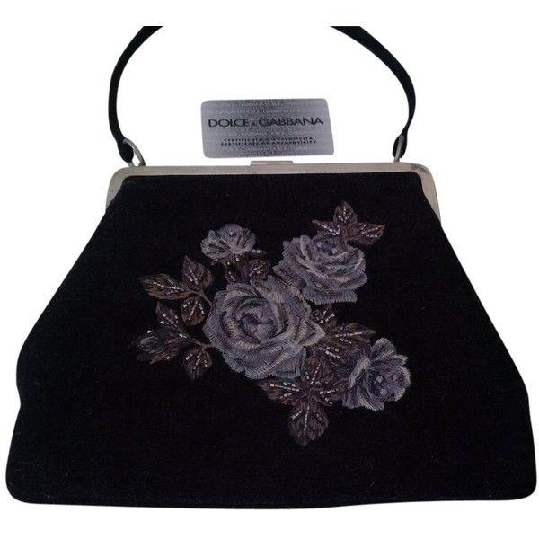 Dolce & Gabbana Pre-owned - Wool handbag umhBxYgD