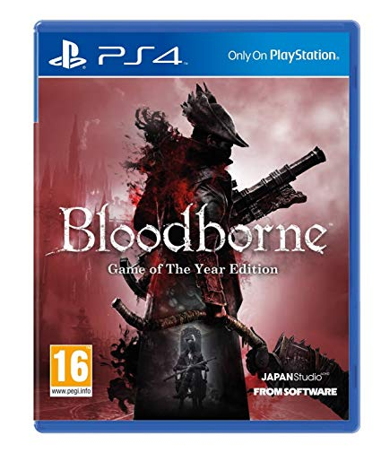 Amazon Com Ps4 Bloodborne Game Of The Year Edition Euro Video Games Bloodborne Game Bloodborne Ps4 Games