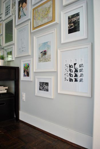 Baby proofing the walls | Decor | Pinterest | Baby, Wall and Gallery ...